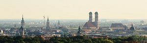 Northern Munich's Skyline