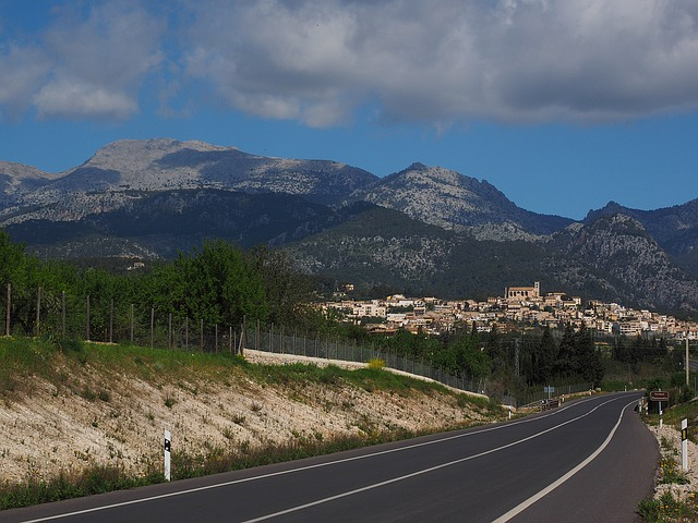 Beautiful Roads in Spain