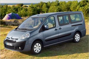 7e82528db2a8 Citroen Jumpy car hire and cheap 9 seater car rental